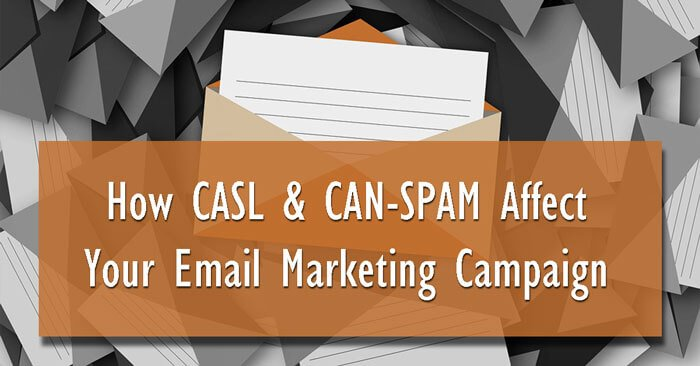 CASL & CANSPAM