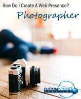 Photographers Web Presence