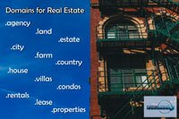 Domains for Real Estate
