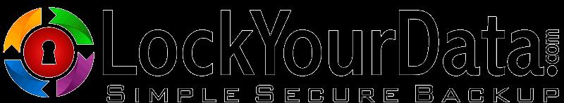 Lock Your Data Banner