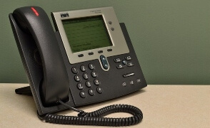 Office phone that can be used with VOIP