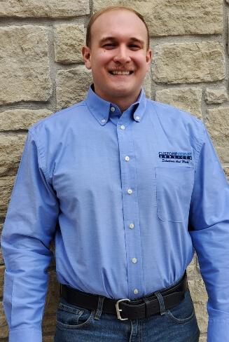 Hunter Beier, Network Technician